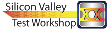 Silicon Valley Test Workshop Retina Logo
